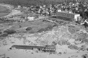 Hornbæk Havn i 40erne