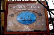 Georg Stage tur til Gilleleje