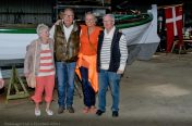 Ilse Jacobsen, Peter Leander, William Leedgaard og Tove Jensen