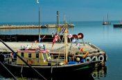 Sagatur til Gilleleje med Nicolai Sneums båd
