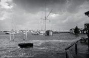 Storm over Hornbæk