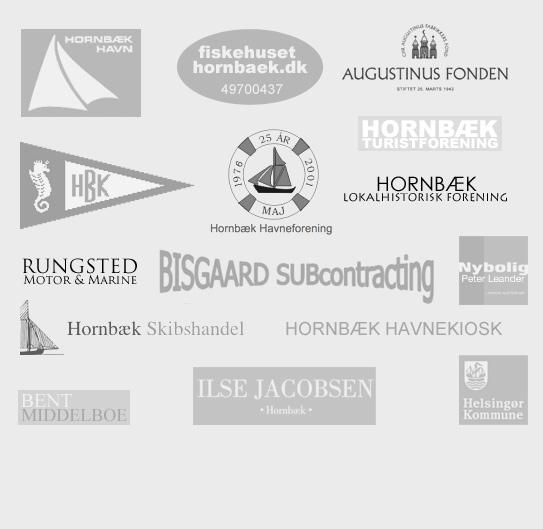 Sagalauget Sponsorer Hornbæk