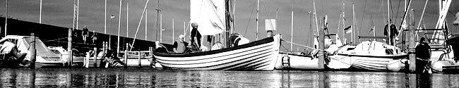 Hornbæks museumsskib SAGA fylder 133 år