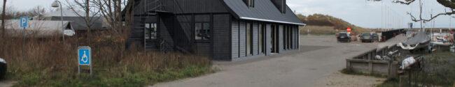 SAGA Museet på Hornbæk Havn – april 2021